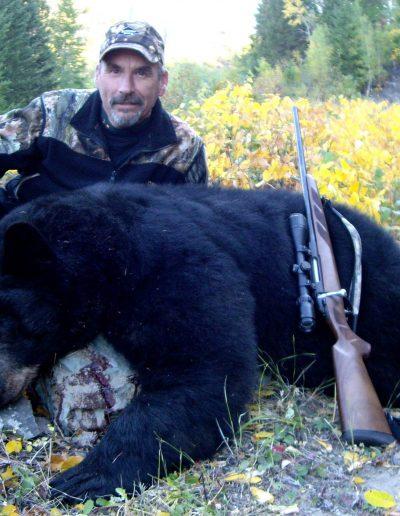 Gary Heisey Bear 08